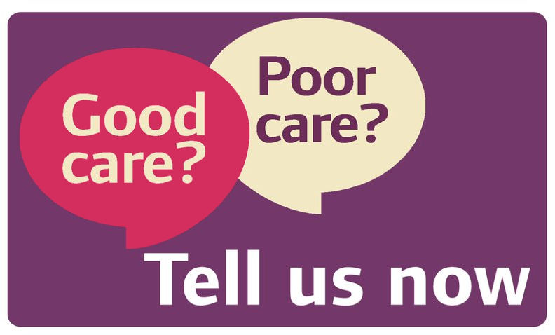 Tell Us About Your Care Partnership