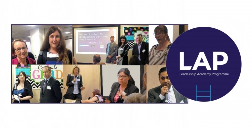 Disability Rights UK's Leadership Academy Programme is recruiting now