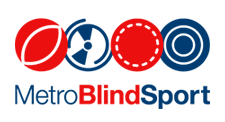 Metro Blind Sport is at Sight Village at the Kensington Town Hall on the 5- 6 November 2019