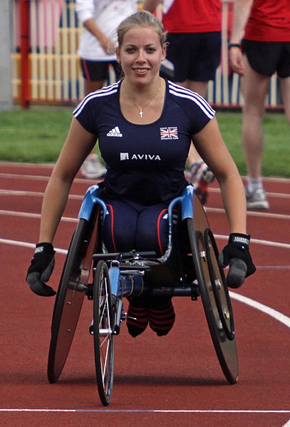 Paralympic Champion Calls for a Boost in Accessibility to Disabled Sport