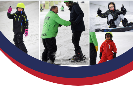 British Blind Sport announces VI taster session for snow sports at Chill Factore in Manchester!