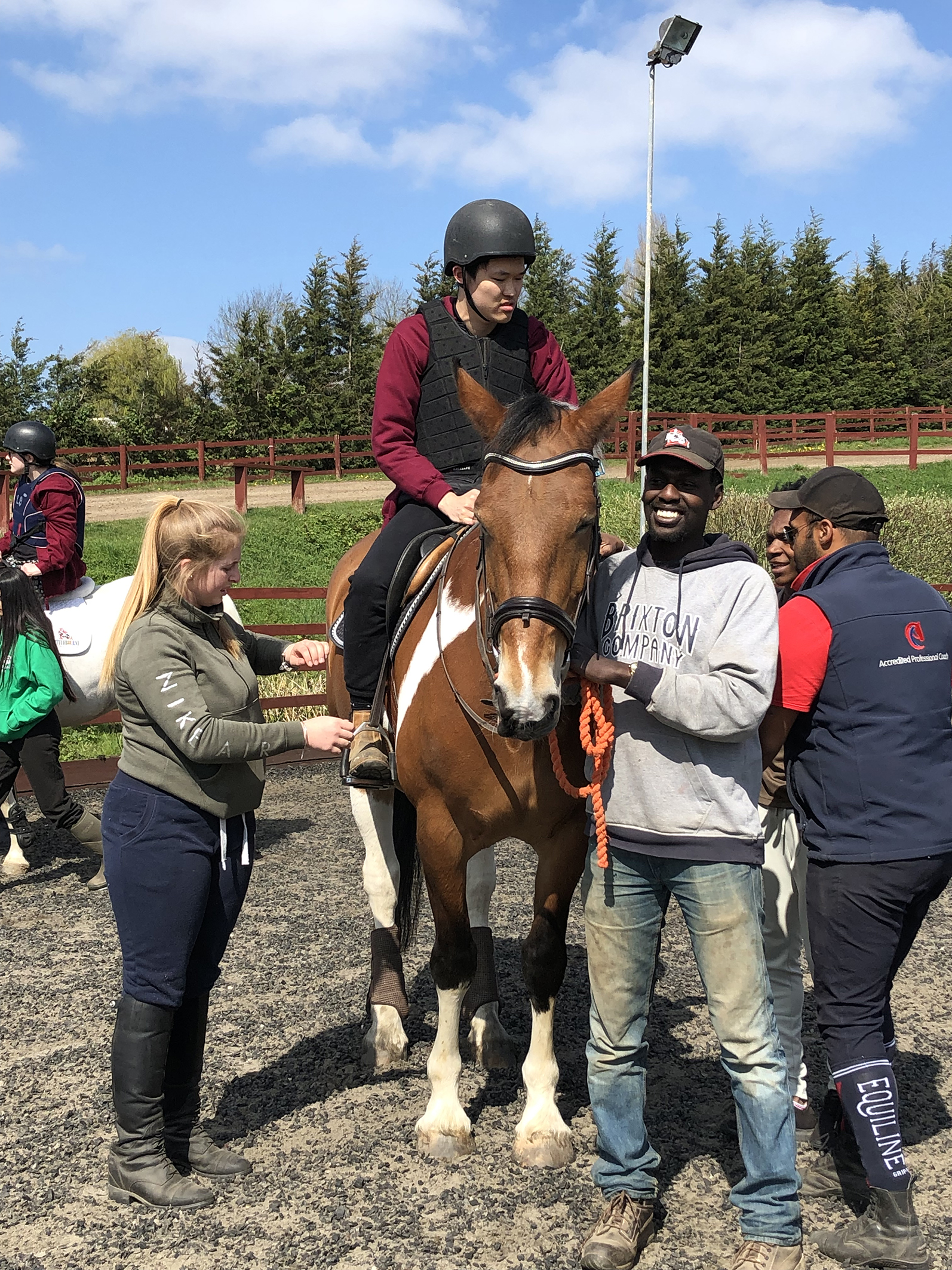Disabled Riders Take to the Saddle at Littlebourne Farm Equestrian Centre
