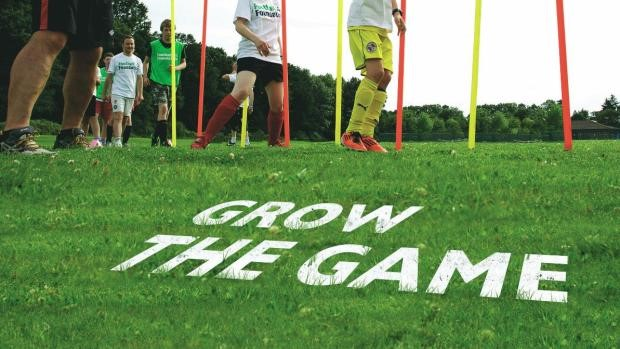 Grow the Game scheme returns to provide under-represented groups with new opportunities in football