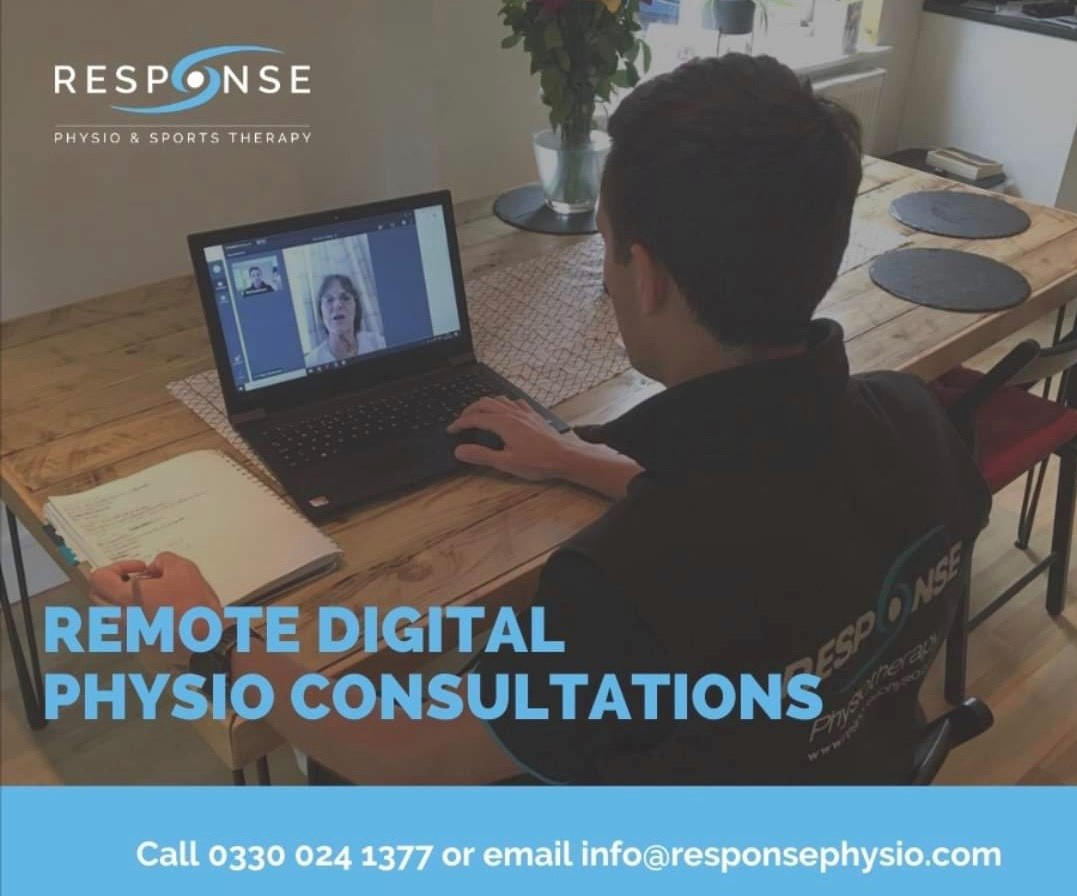 Blog: Virtual Physiotherapy – the link providing a lifeline to 'the forgotten'