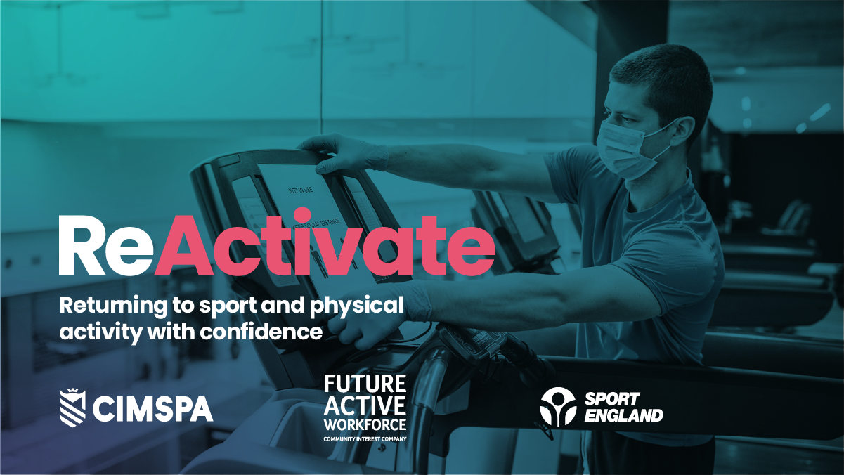 ReActivate: Returning to sport and physical  activity with confidence