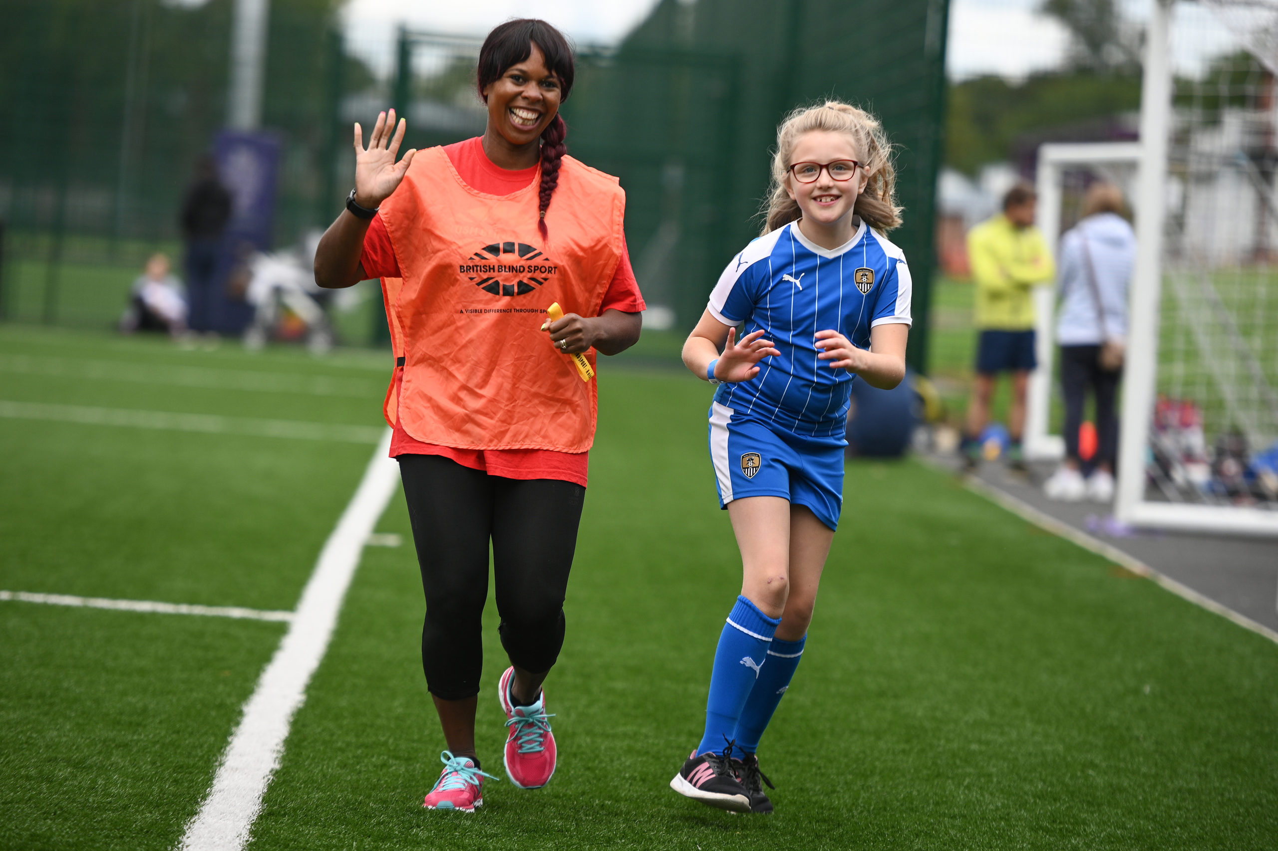 British Blind Sport releases new impact report