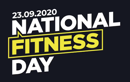 National Fitness Day – blog by the Get Yourself Active Team