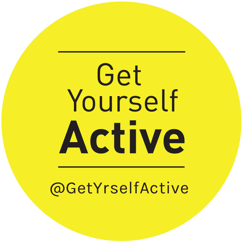 An opportunity to join the Get Yourself Active team!