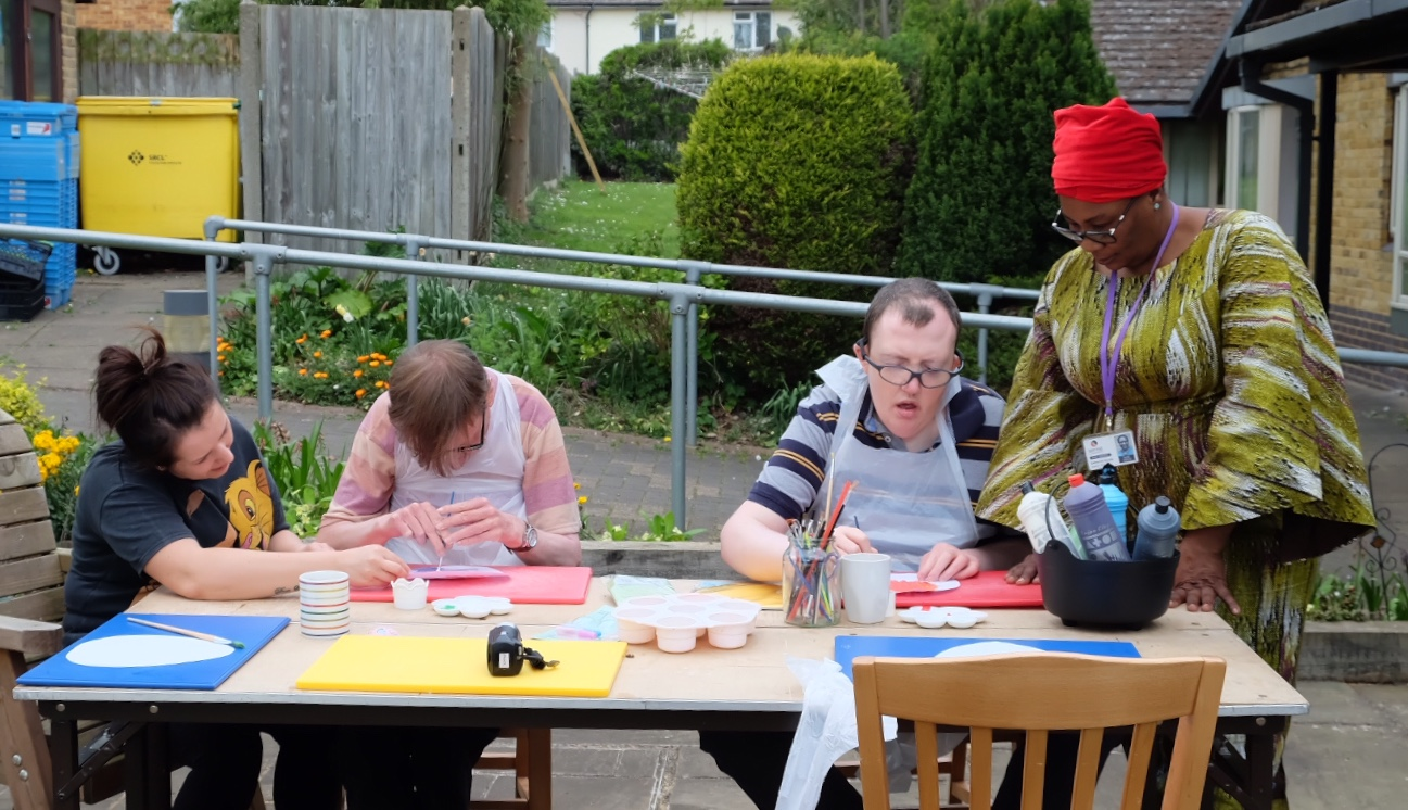 Free activity resources now available to support people with complex disabilities