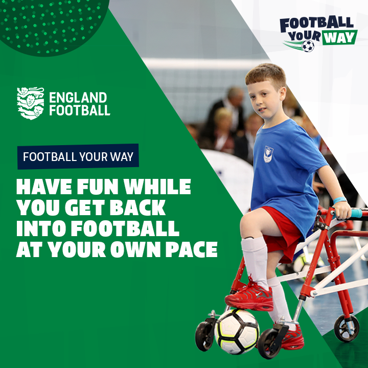 CP Sport create Frame Football resource for new England Football campaign
