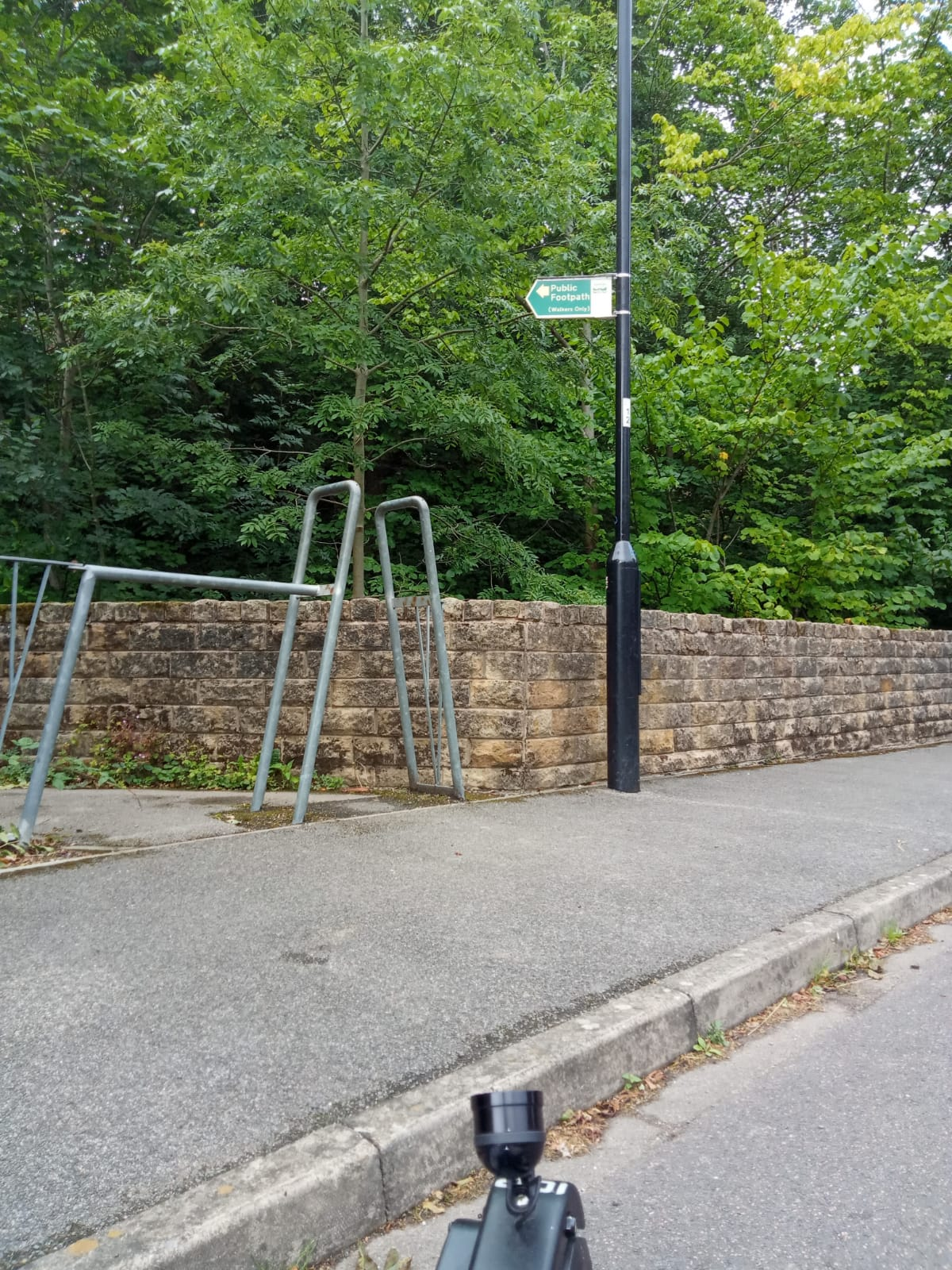 """The fourth in our """"mini-series"""" of personal stories & case studies for the National Outdoors for All Working Group (NOfAWG) – """"It's not just gates and steel barriers…"""""""