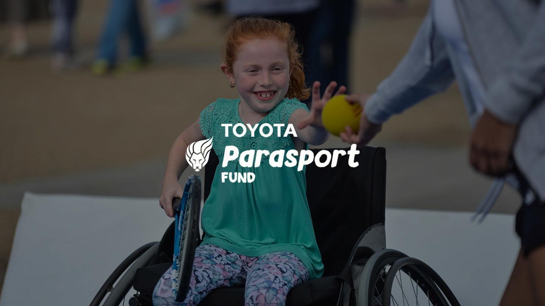 Toyota Parasport Fund