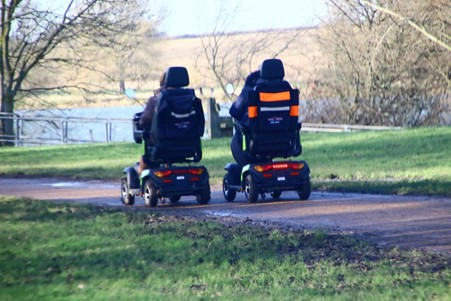 """The third in our """"mini-series"""" of personal stories & case studies for the National Outdoors for All Working Group (NOfAWG) – """"Walks on Wednesdays"""""""