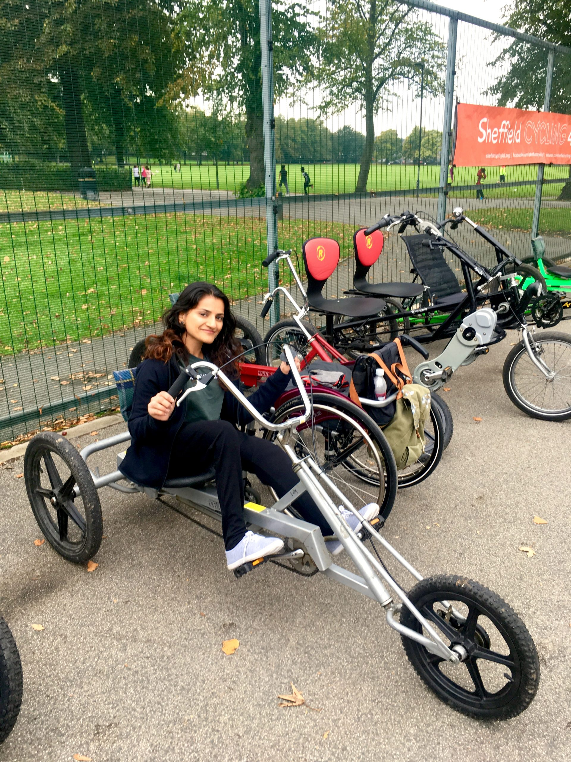 """The fifth in our """"mini-series"""" of personal stories & case studies for the National Outdoors for All Working Group (NOfAWG) – """"We need to raise the bar on what is accessible and what isn't"""""""