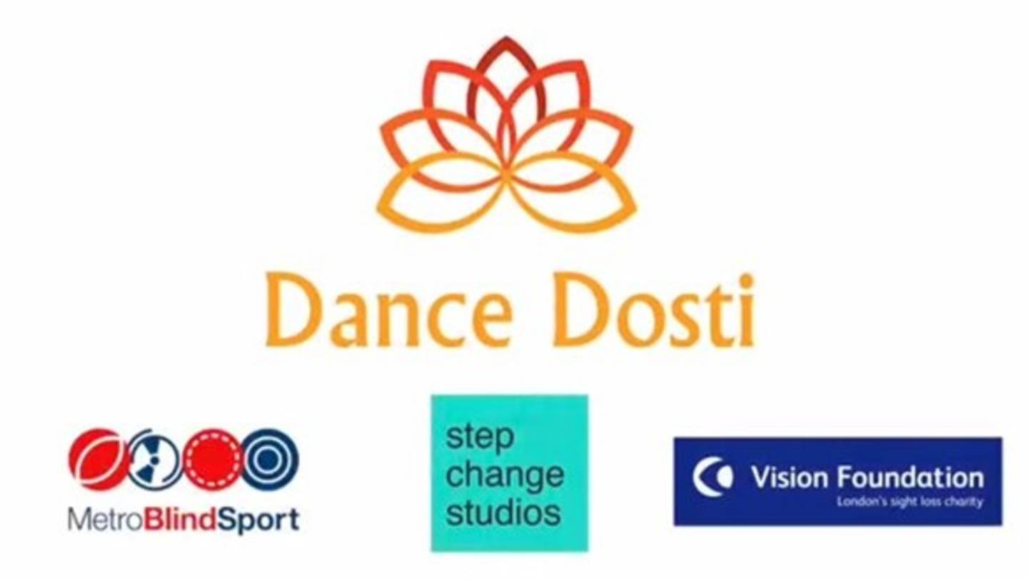 Multi-lingual dance-on-demand sessions for people with sight loss
