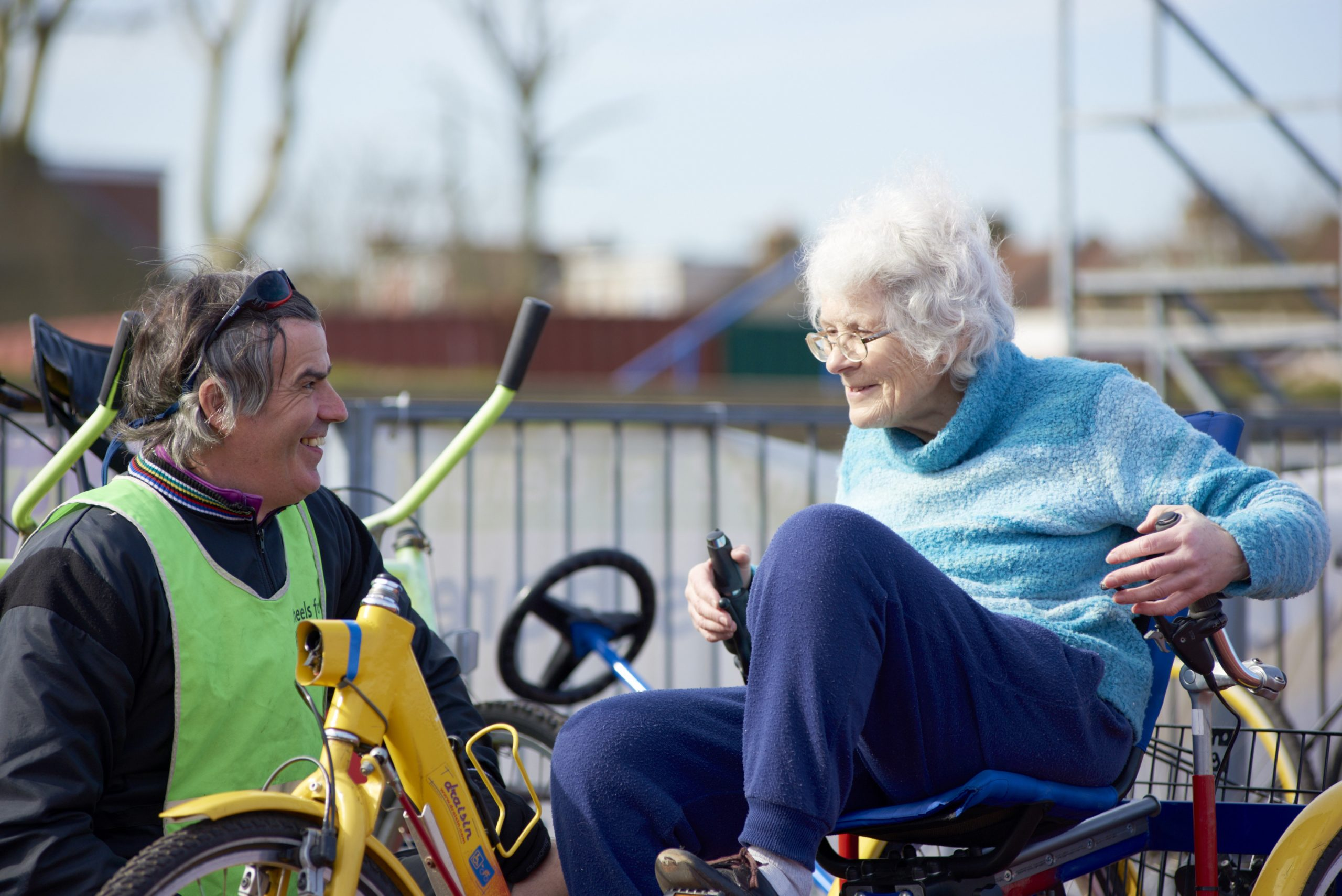 Stuck in motion – How Wheels for Wellbeing learned lessons in lockdown