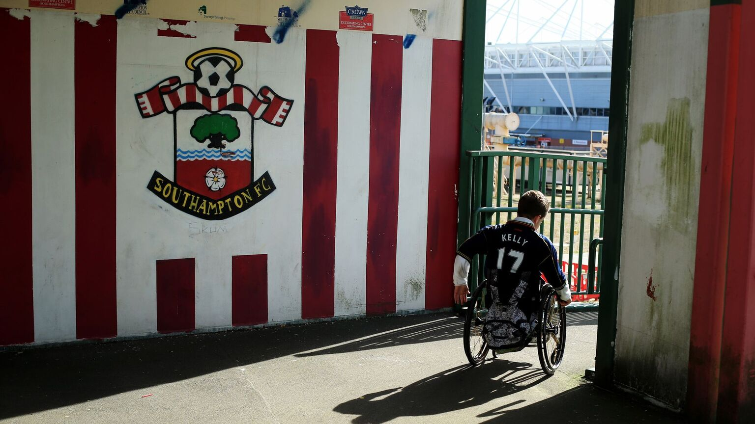 The truth of Disabled sports fandom – survey reveals significant shortcomings in access