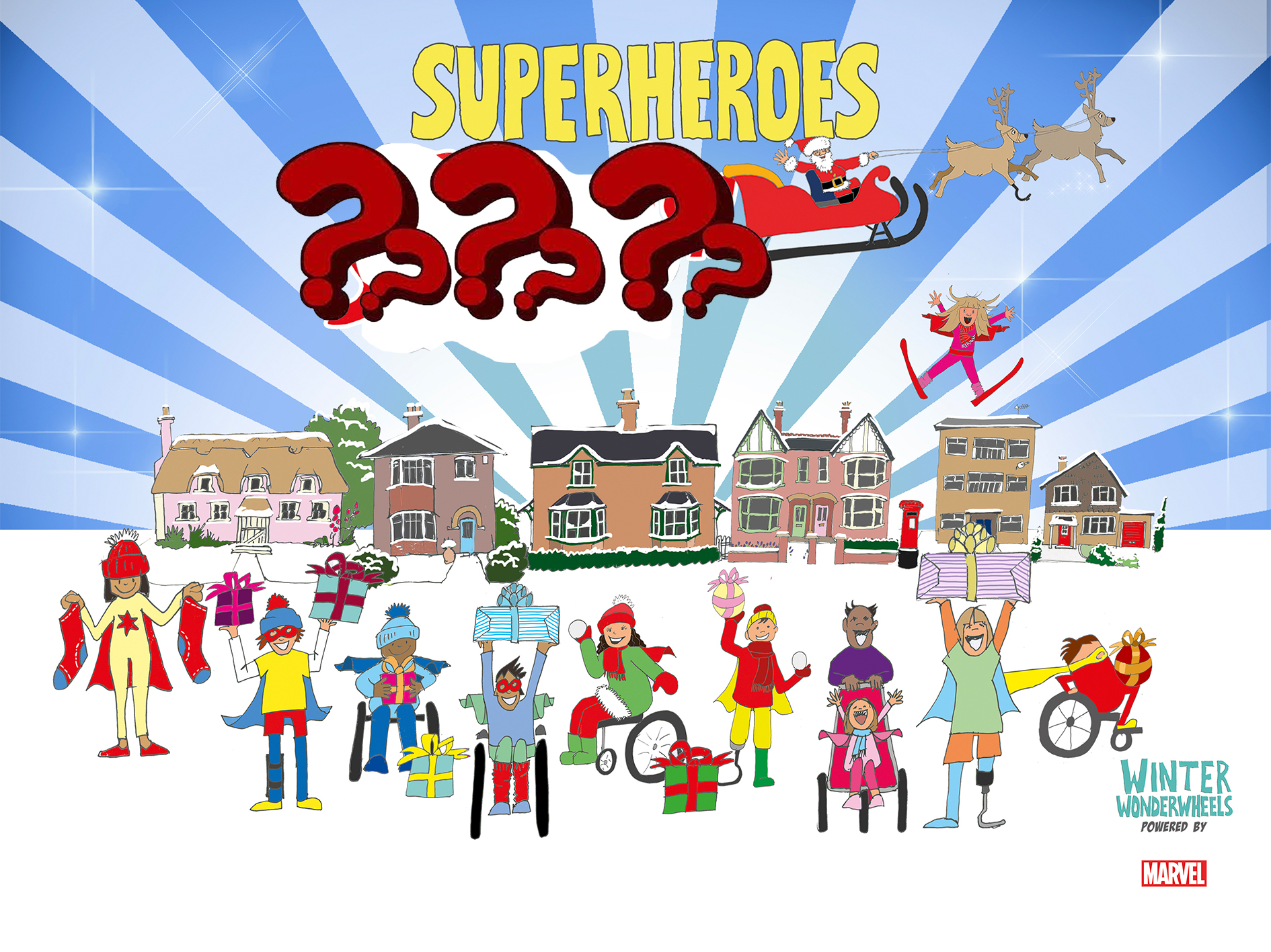 Superhero Series launches new winter events