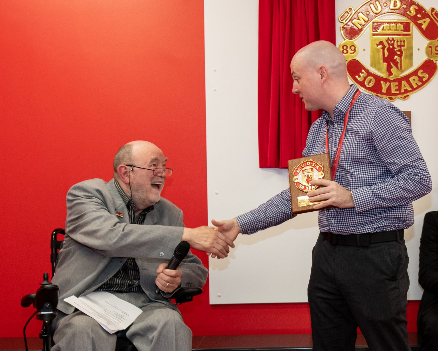 Manchester United provide a more accessible fan experience at Old Trafford